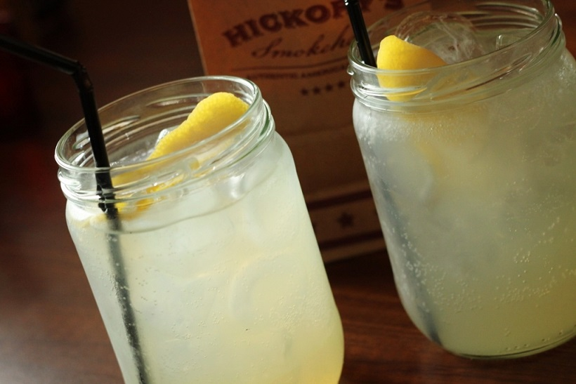 hickory's cloudy lemonade