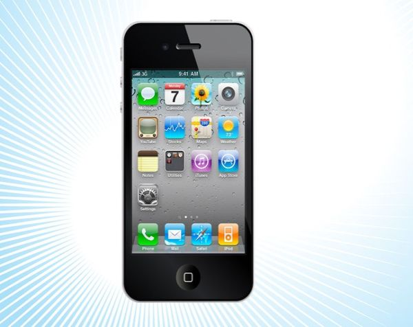 Free iPhone Vector Art Graphics