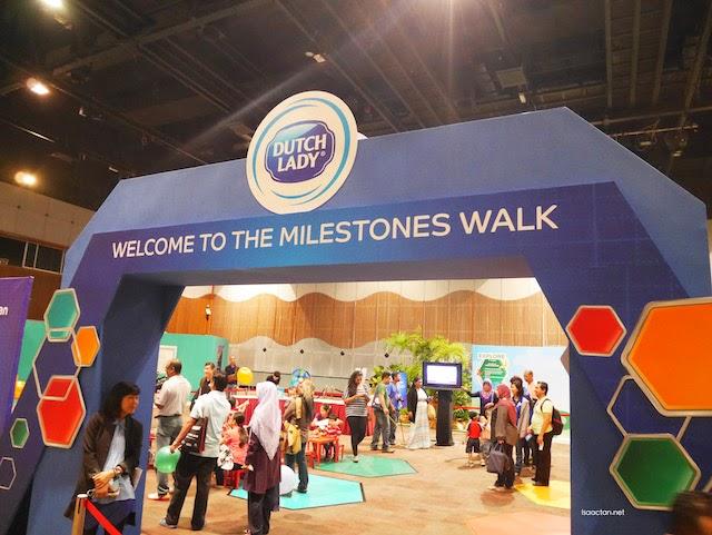 Welcome to Dutch Lady's Milestone Walk