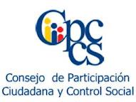 WEB CONSEJO PARTICIPACIÓN CIUDADANA Y CONTROL SOCIAL