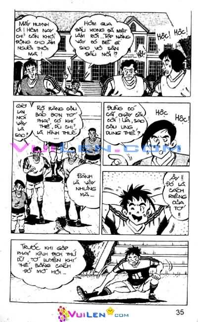 Jindodinho - Đường Dẫn Đến Khung Thành III Tập 66 page 35 Congtruyen24h