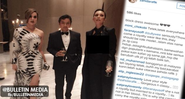 Berpakaian 'Terlampau', Kini Zahida Rafik Dan Rakan Dikecam Teruk Oleh Peminat!..