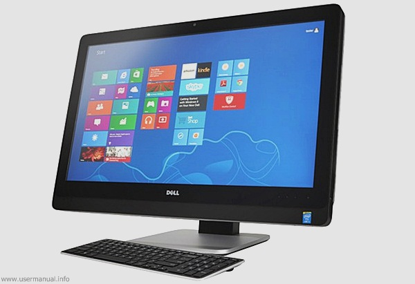 dell xps 27 touch all in one desktop user manual usermanual info rh usermanual info Dell XPS 27 Windows Enterprise Dell XPS 27 All in One Wallpaper