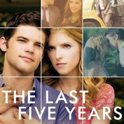 Poster The Last Five Years 2014