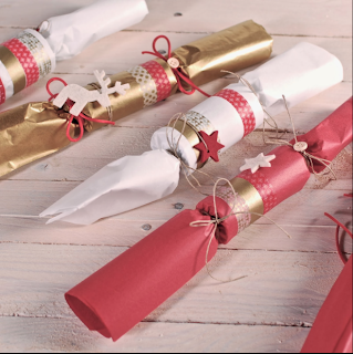 comment faire christmas crackers