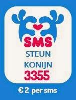STEUN ONS PER SMS