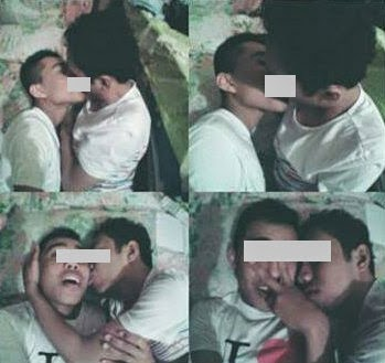 Gambar Mesra Gay Melayu Sambut 'Anniversary' Pertama