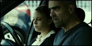 Paula del Río y Luis Tosar en El desconocido (Dani de la Torre, 2015)