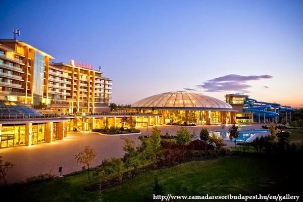 Hotel Ramada Resort - Budapeszt