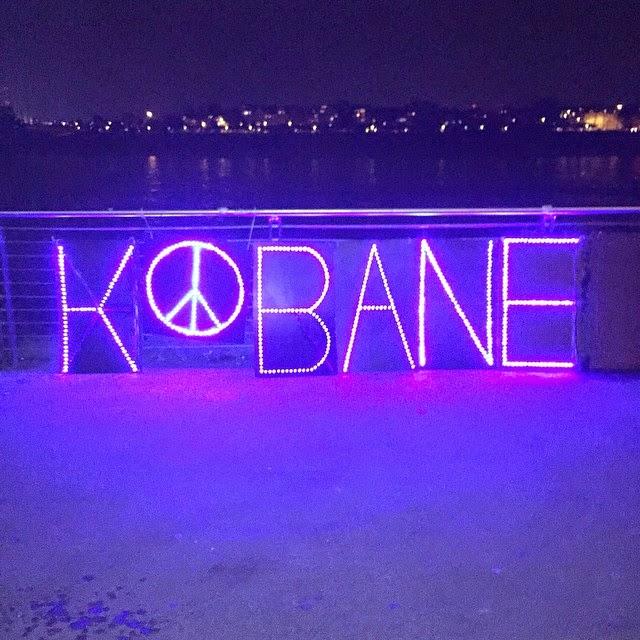 Save Kobane!