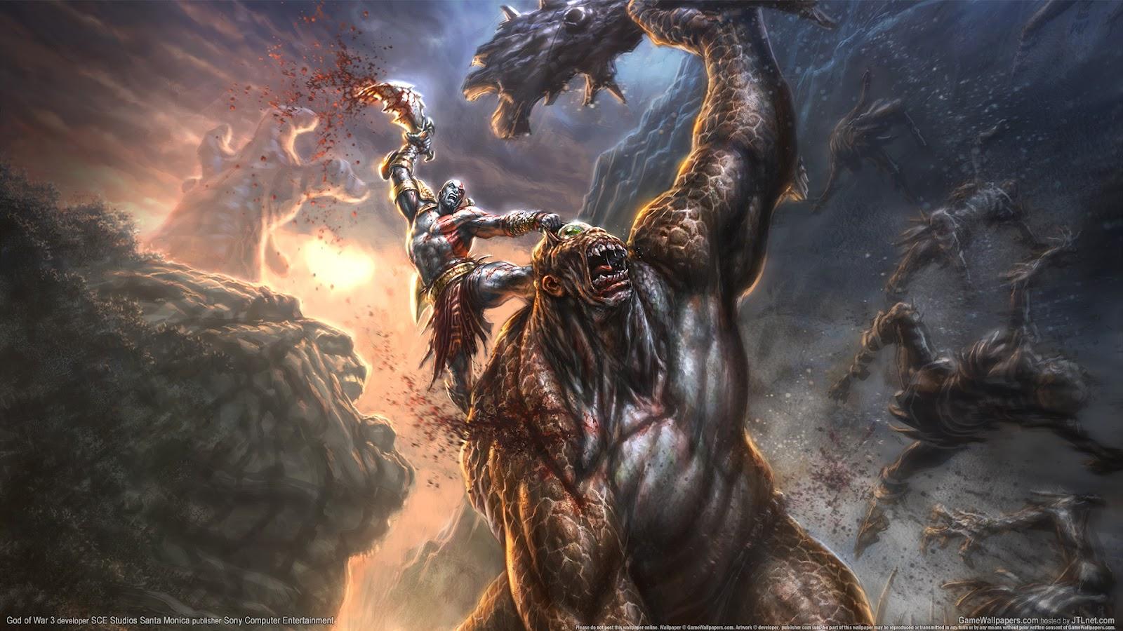 Ancient Greek Mythology Background Wallpapers HD: God Of ...