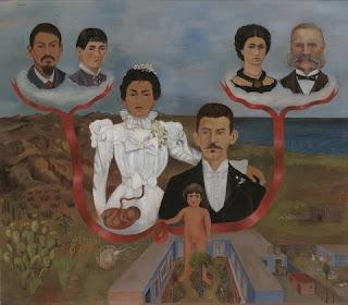 Frida-Kahlo-famille