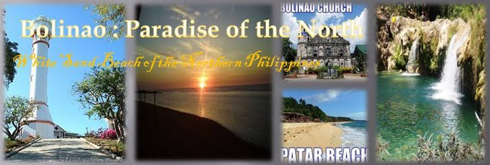 Bolinao : Paradise of the North