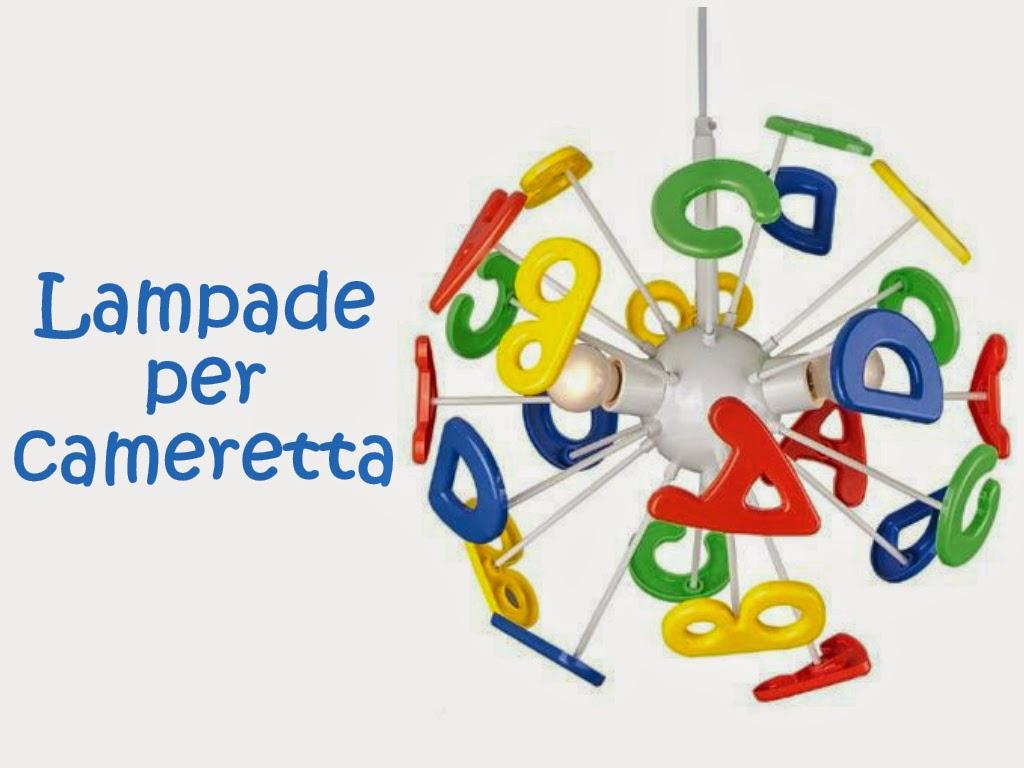Lampadari per camerette bambini ikea tende a rullo - Ikea lampadario bambini ...