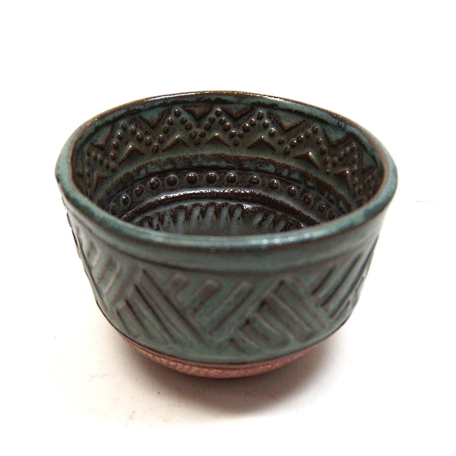 Earthenware Tea Bowl