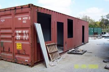 El regalo de prometeo octubre 2012 Casas con contenedores precios