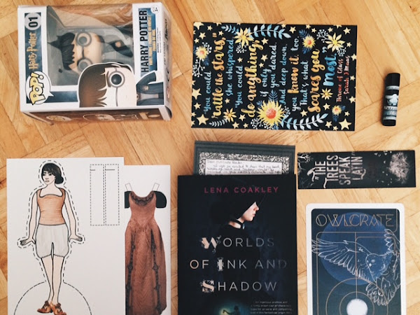 Review: Owlcrate January Subscription Box