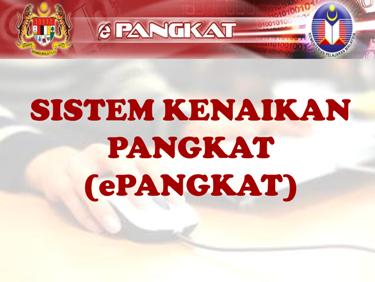 Operator Patokbeusi Sistem Kenaikan Pangkat E Pangkat Dari Bkn