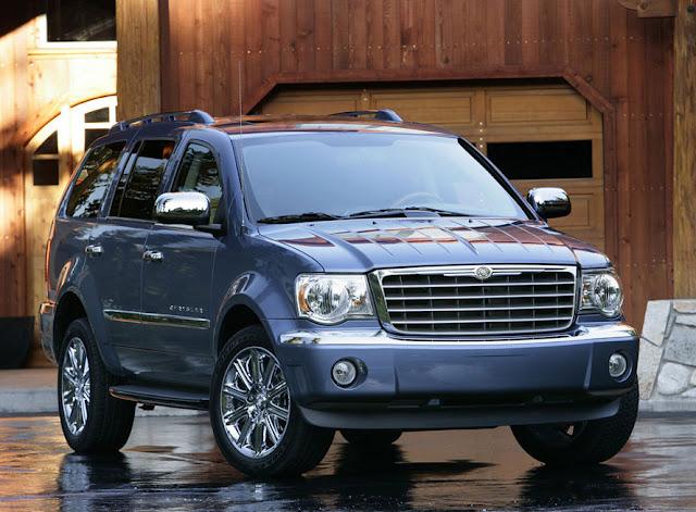 クライスラー・アスペン | Chrysler Aspen '07-09