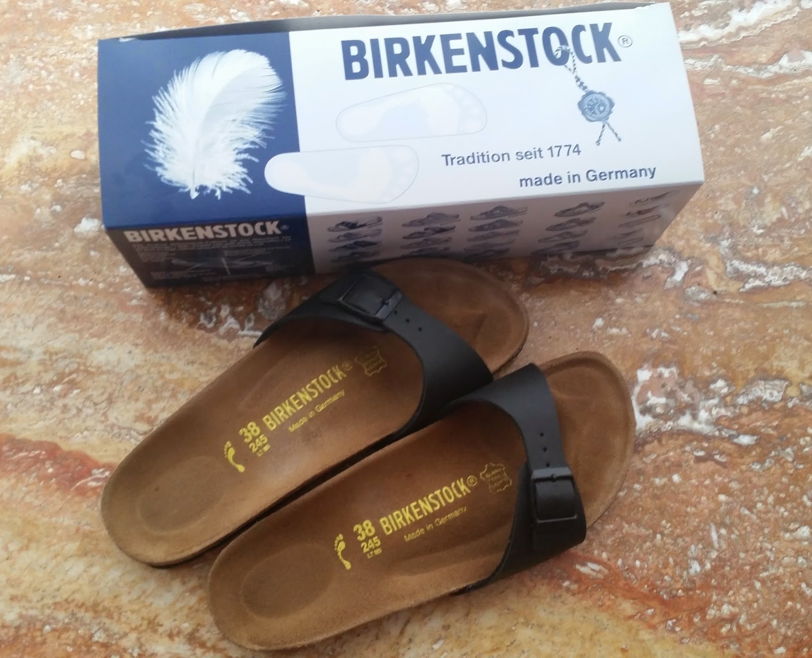 Birkenstock - Madrid - www.annitschkasblog.de