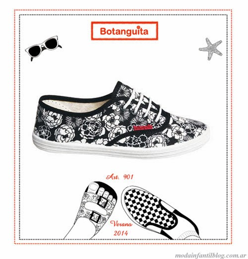 botanguita zapatillas verano 2014