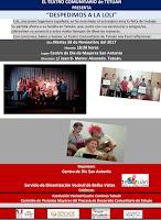 "Teatro Comunitario: ""Despedimos a la Loli"""