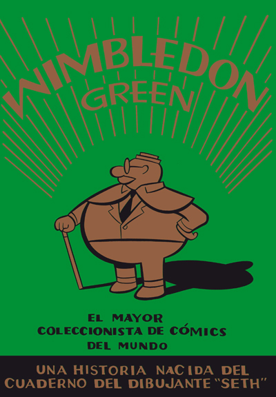 Portada de Wimbledon Green