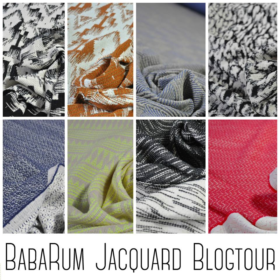 Babarum jacquard blogtour