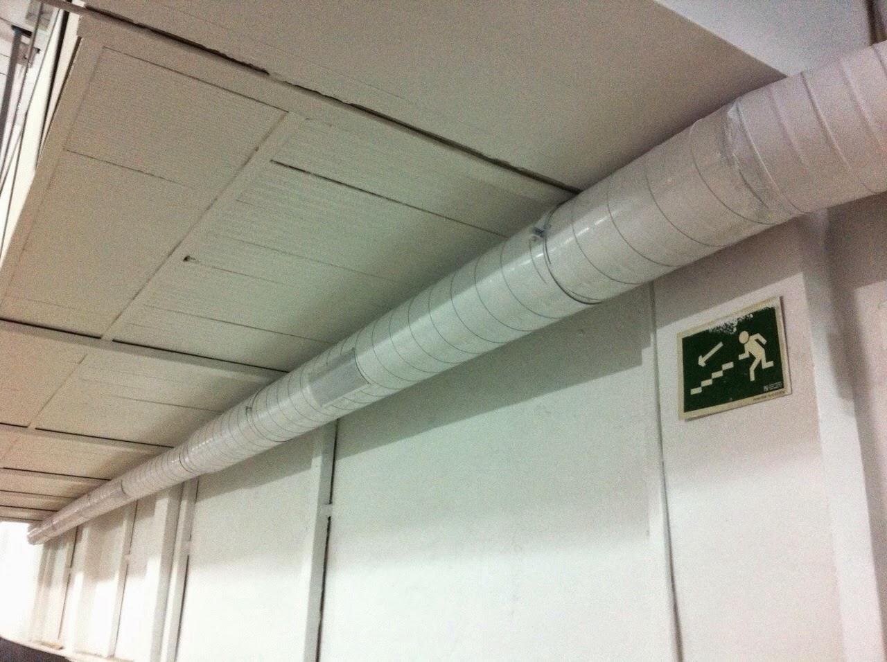 Tubos de chimenea madrid montadores tubos chimeneas - Extraccion de humos y ventilacion de cocinas ...