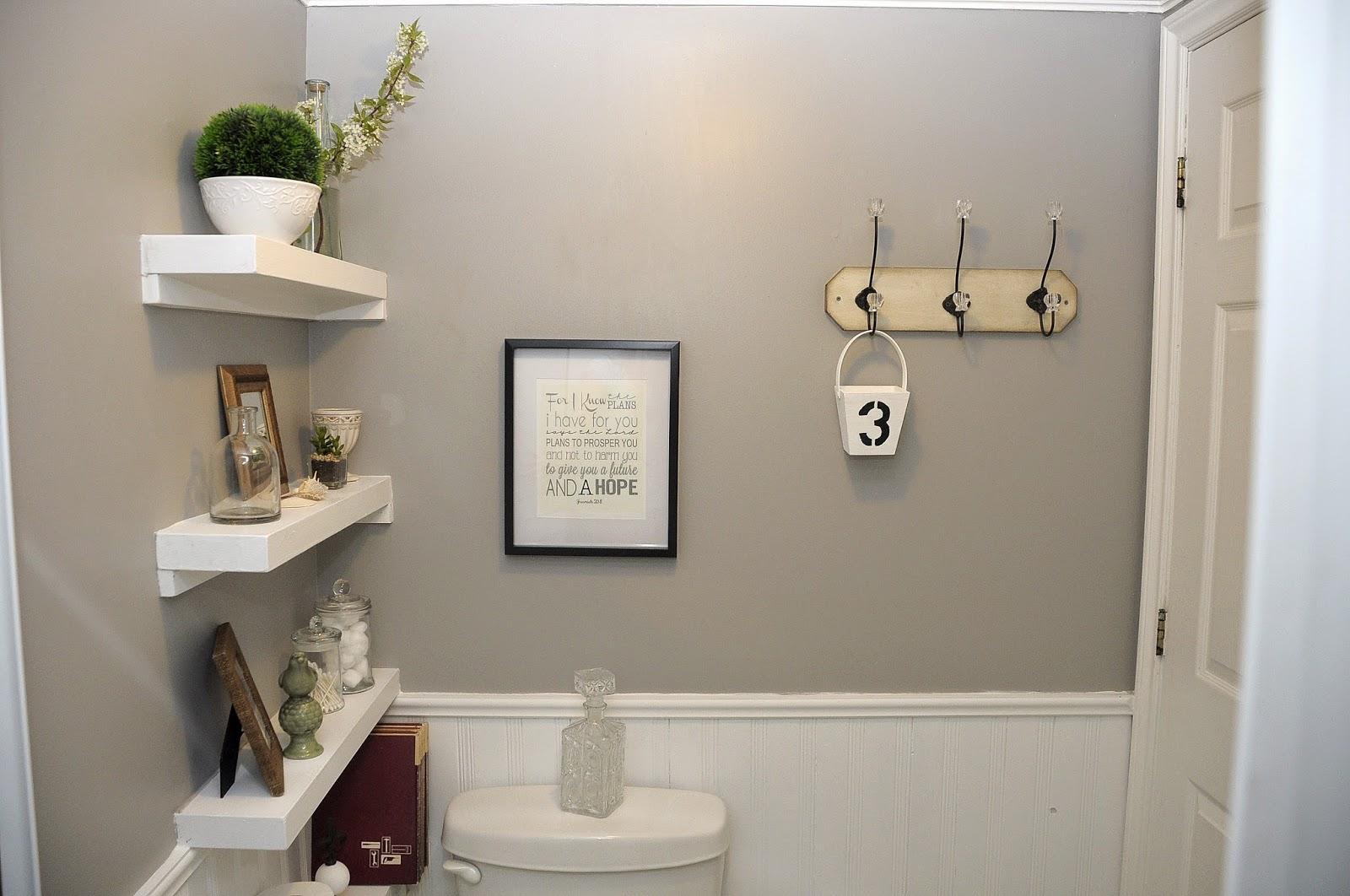 La joie d 39 apprendre salle de bain avant apr s une - Idee peinture salle de bain ...
