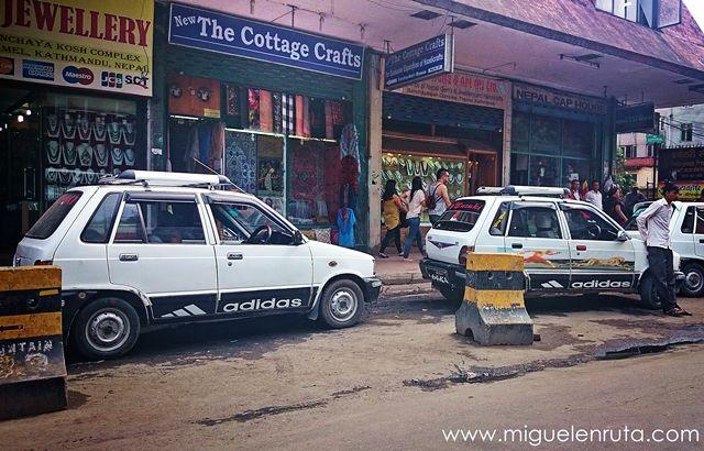 Taxi-Katmandu