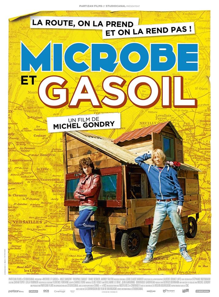 Póster: Microbe et Gasoil