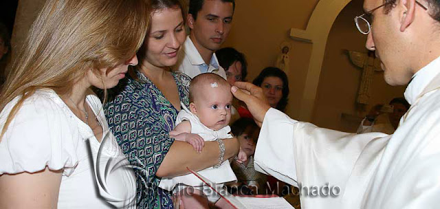 foto de batizado