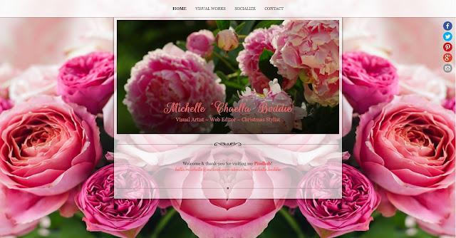 Michelle 'Chaella' Boddie, Visual Artist, Art Instructor, Website Designer & Christmas Decor Stylist at Pixelhub!