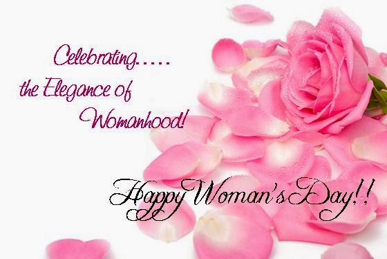 Happy Womens Day, part 2