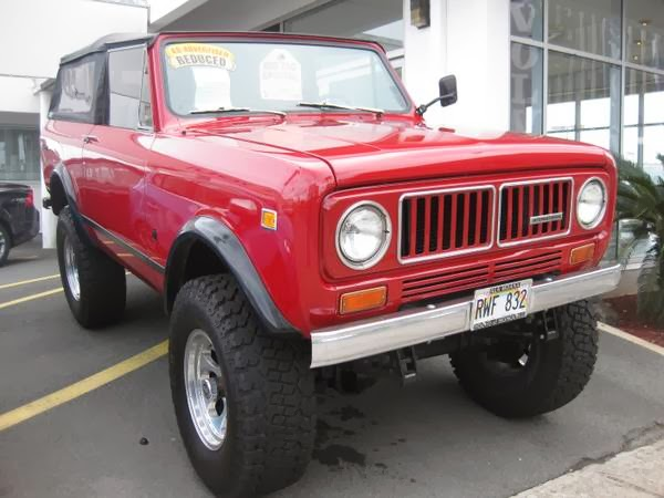 1973 International Scout for Sale - 4x4 Cars