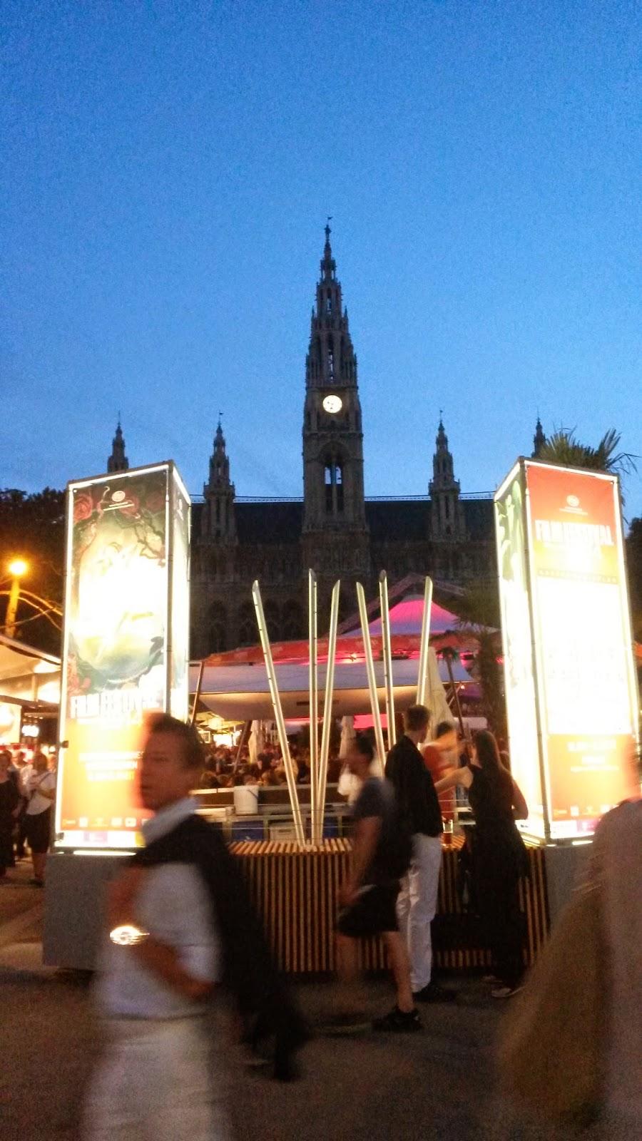 Filmfestival am Rathausplatz Wien