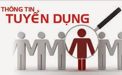 Công ty TNHH Gia Vũ Cần tuyển dụng