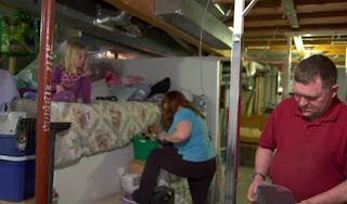sklonište u podrumu