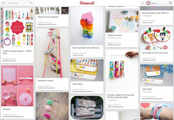 Epingles DIY de Lylou sur Pinterest