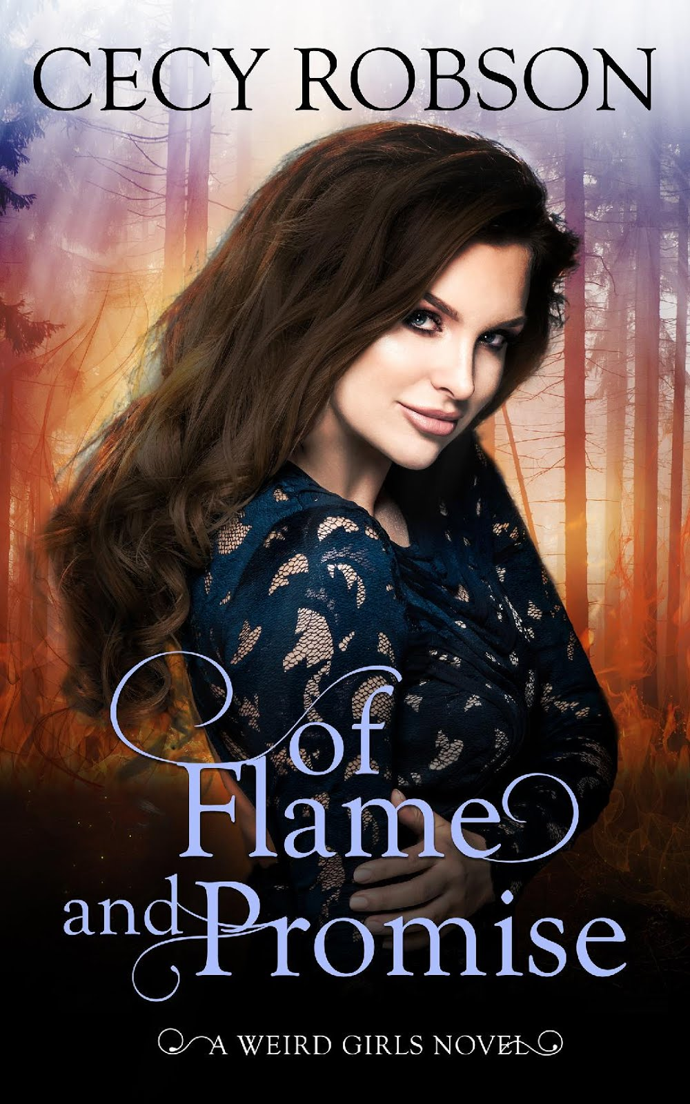 """Fire-starter Taran is a force to be reckoned with!"" On SALE for 99 cents"