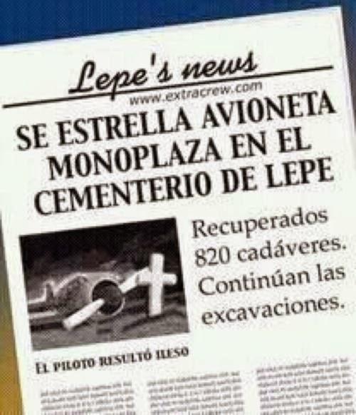 CEMENTERIO DE LEPE