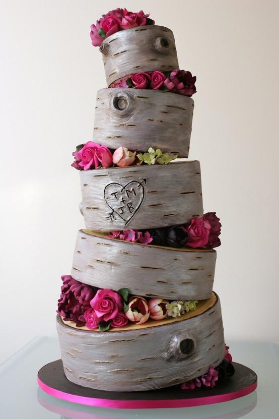 Images Of Wedding Cake Tree Sugarplum Garters Photo The Day Stump