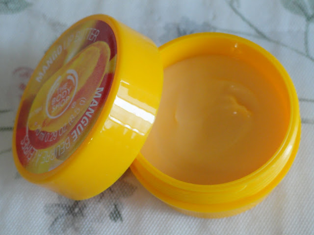 Body Shop Mango Lip Butter