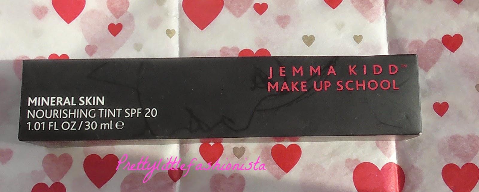 Jemma Kidd Mineral Skin Nourishing Tint