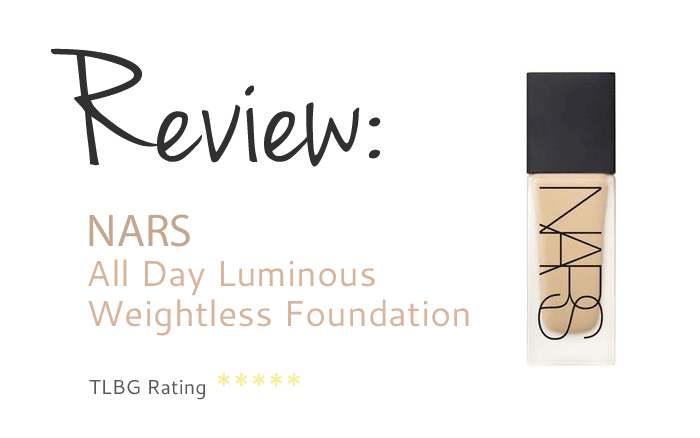 Review: Nars Foundation