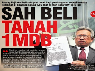 TH BELI TANAH 1MDB Makcik Pakcik di Kampung MENGELUH TH Sila Jelaskan Agar Tidak Gelisah