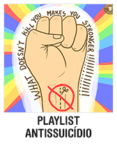 Playlist antissuicídio