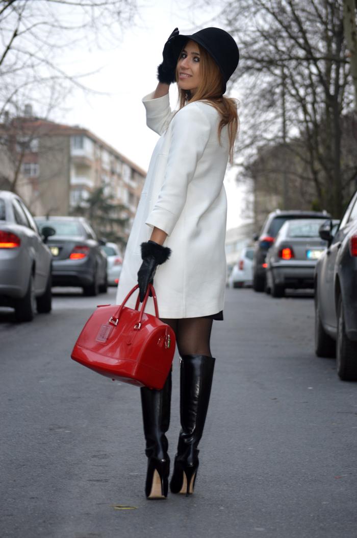 lady dior çizmeler