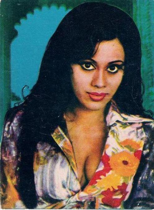 Hindi movie actress and dancer prema narayan 1970 39 s for Old indian actress photos